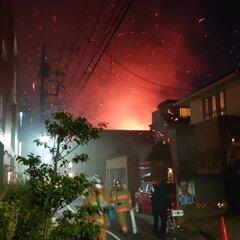 青梅 山 火事 青梅の山林火災、消火再開 都は自衛隊に災害派遣を要請:東京新聞