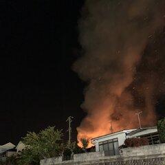 火事 淀川