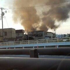 市 火事 速報 松山
